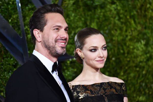 Amanda Seyfried's husband not pleased with her working with ex dominic cooper