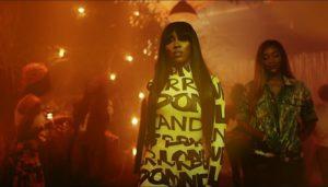 Video: Tiwa Savage - Tiwa's Vibe