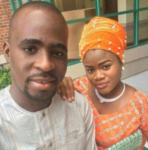 Tunde Owokoniran and his wife