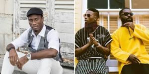 Wizkid and afro b Accepts didier drogba music video proposal