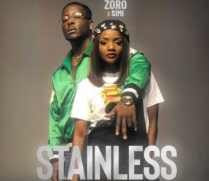 Music: Zoro Ft Simi - Stainless