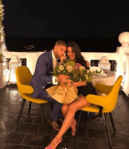 Sergio Ramos and Pilar Rubor engaged