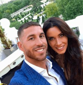 Sergio Ramos gets engaged to girlfriend