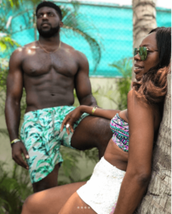 Yvonne Orji and Emmanuel ancho photos