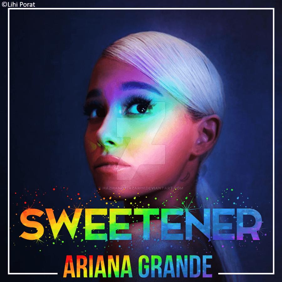 Ariana Grande Sweetener tops Australia album chart