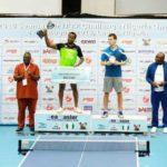 Aruna Quadri wins men single at ITTF