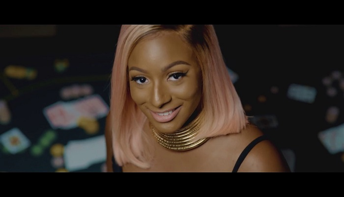 VIDEO: DJ Cuppy Ft. L.A.X - Currency
