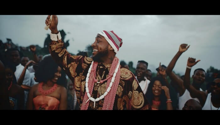 VIDEO: Davido Ft. Duncan Mighty & Peruzzi - AZA
