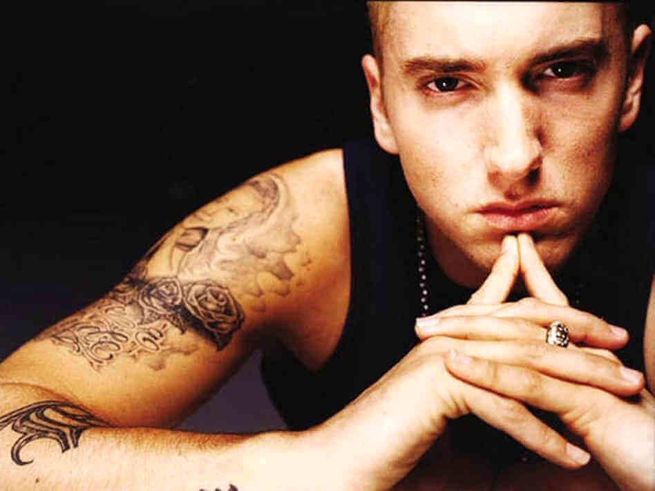 Eminem new alubm 'kamikaze'