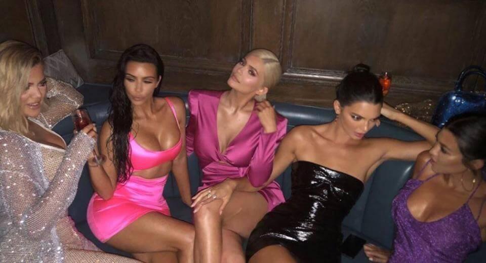 kim kardashian's sisters