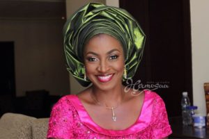 Kate Henshaw photo