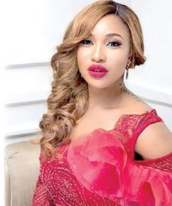 Tonto Dikeh and her love for Tattoos