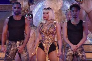 nicki mijaj performance at VMA