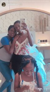 I had my first child at 24 - Annie Idibia