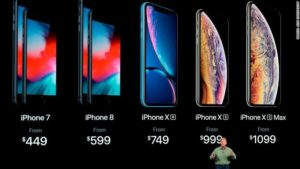 Apple 3 new iphone xs, Iphone XS, XS Max, XR
