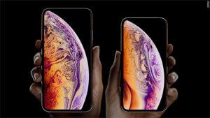 Apple unveils 3 new iphone xs