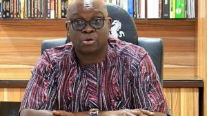 Ayo Fayose Biography, Age, educational background