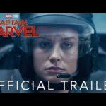 official trailer for Captain Marvel