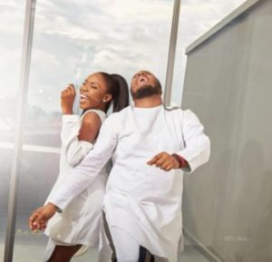 chef fregz and kemi lala Akindoju get married