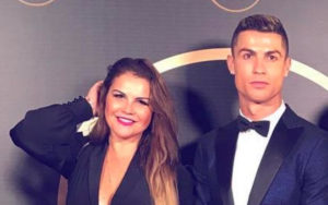 Cristiano Ronaldo's Sister furious over red card given to her brother