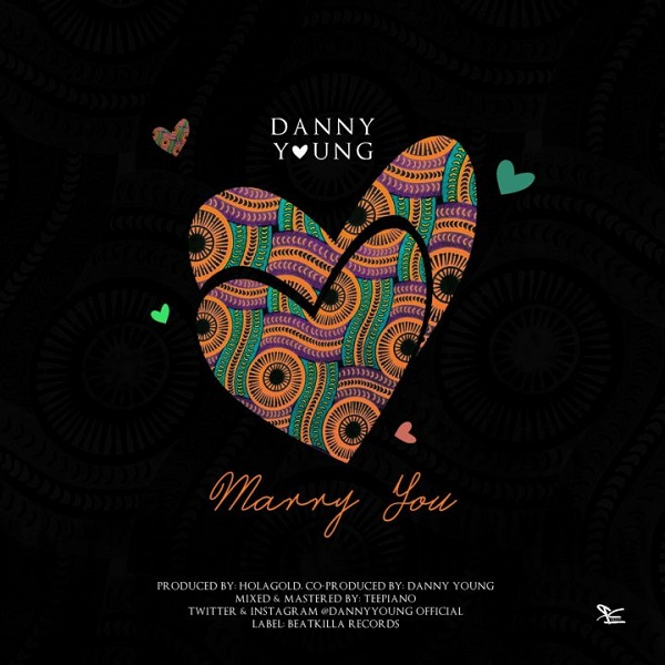 Danny Young - Marry You
