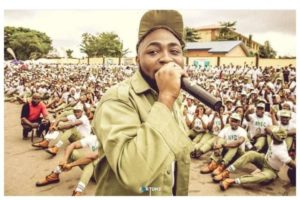 US fans blasts Davido for canceling his tour over nysc