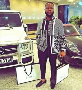 Biography of hushpuppi and net worth