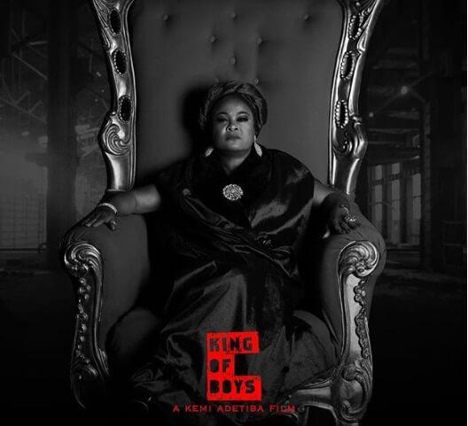 Kemi Adetiba 'King of Boys' Movie