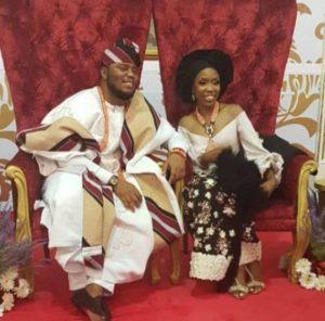 Kemi Lala Akindoju and Chef Fregz