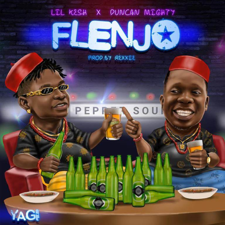 Lil Kesh - Fenjo ft Duncan Mightydownload mp3