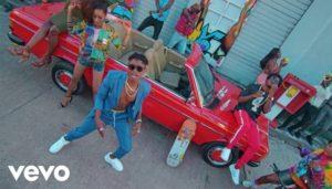 video Lil Kesh - Flenjo ft Duncan Mighty