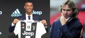 Pavel Nedved reveals why juventus signed Ronaldo