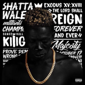 Shatta Wale tracklist for new album Reign