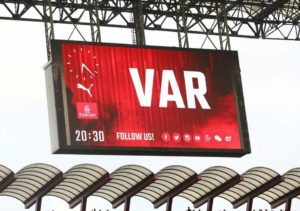 efa announces VAR to be used in champions league