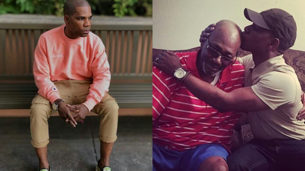 kirk Franklin reunites with dad