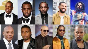 Forbes highest paid hip hop artist