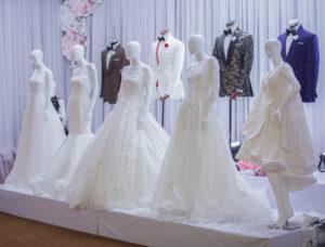 Mai Atafo weddig dresses, gowns