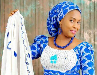 Maryam Isah Biography and picture