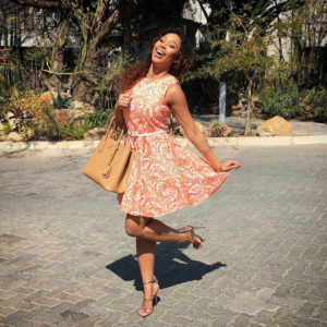 Minnie Dlamini pictures