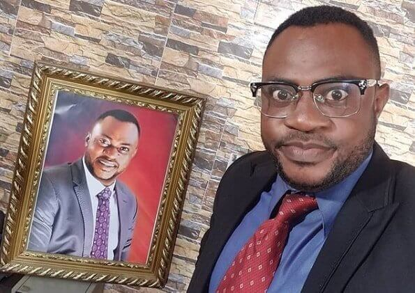 Odunlade Adekola so happhy for his first AMVCA Award