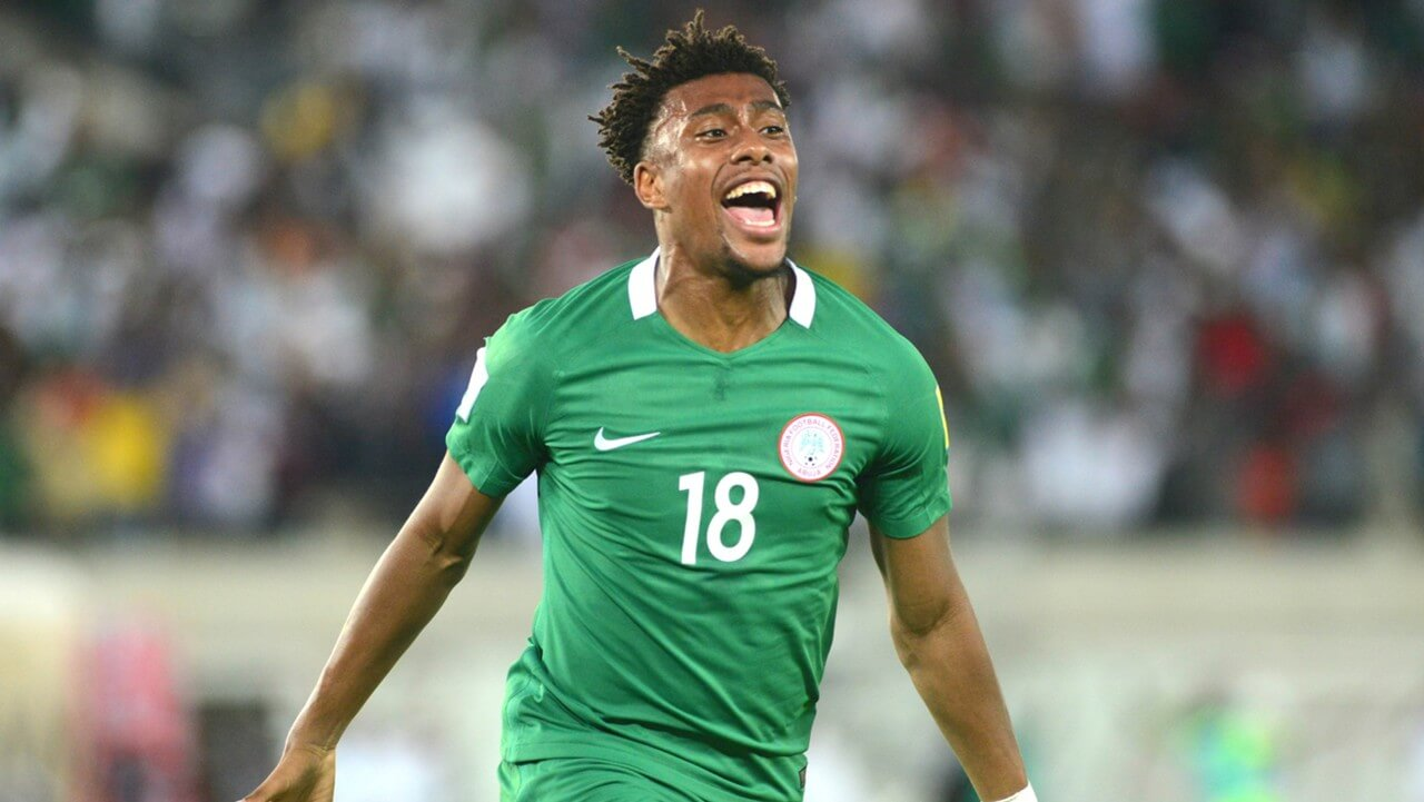 Alex Iwobi Biography - Age, Net Worth & Pictures
