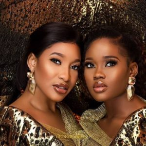 Ceec And Tonto Dikeh Looks So Lovely In New Photo-shoot