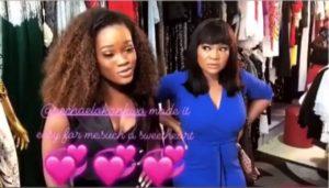 Ceec and Rachael Okonkwo