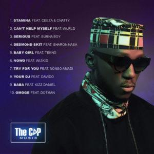 Iyanu album tracklist