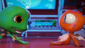 Frogeck - Nigeria Set To Release Its First Animated Feature Film in 2019