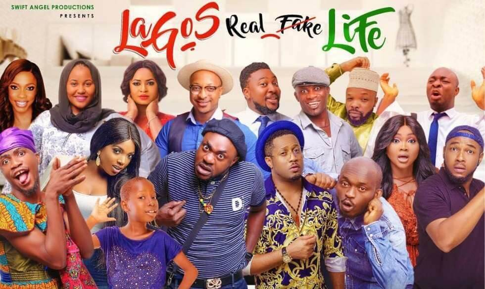 "Odunlade Adekola And Emmanuella Stars In ""Lagos Fake Life"" (watch trailer)"
