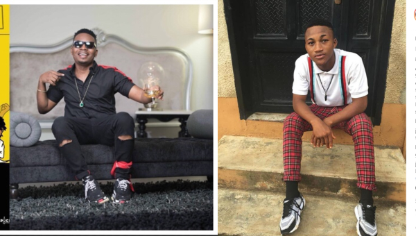 Olamide Signs new rapper Picazo Rhap into YBNL