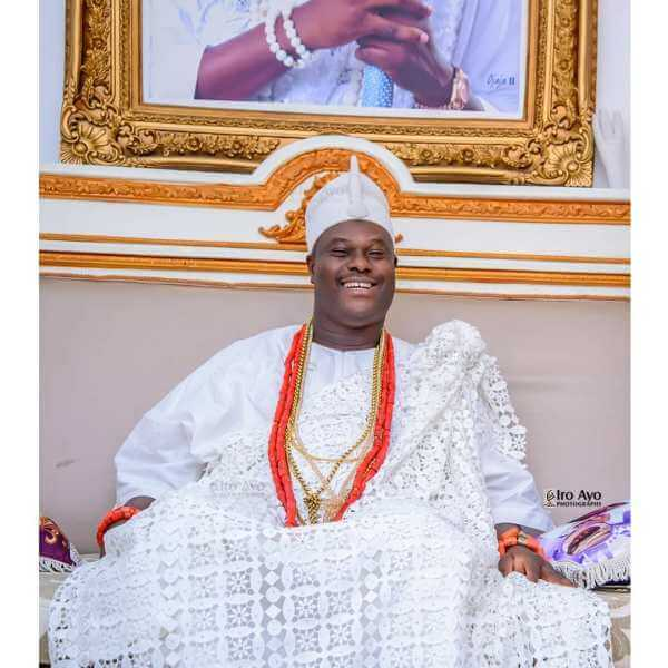 Lovely Photos From Ooni Of Ife's 43rd Birthday