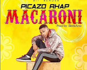 Picazo Rhap - Macaroni mp3 download