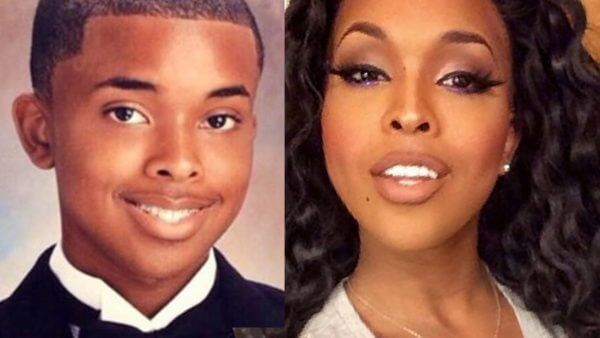 Popular Transgender Amiyah Scott Gives Dating Advice